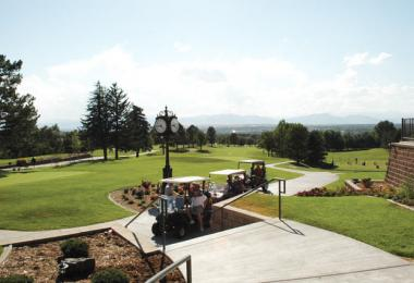 golf courses in Colorado