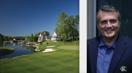 McConnell Golf COO Christian Anastasiadis said The Water's Edge Country Club will be brought to standards that mirror their vision of providing pure golf for the true golfer.