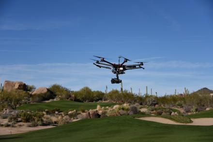 5 Ways To Use A Drone On Your Course