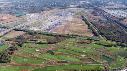 World Wide Technology Raceway at Gateway and Gateway National Golf Links