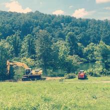 Smithbilt Homes is building new golf course and housing development in East Tennessee