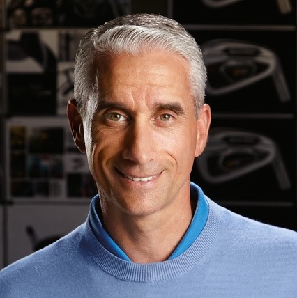 David Abeles, Chief Executive Officer, TaylorMade Golf Company